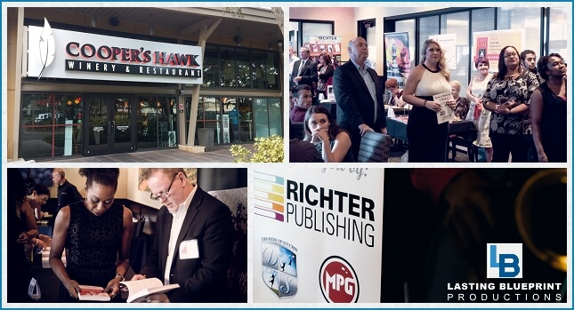 3rd annual tampa bay author awards book gala lasting blueprint - Video Production Monthly Recap: October 2016