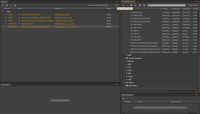 orlando video encoding service lasting blueprint Video Encoding Service