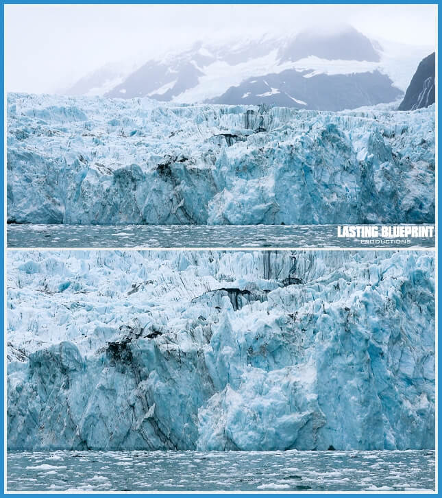 travel videographer equipment tips alaska glacier lasting blueprint - 5 Travel Videographer Equipment Tips For You!