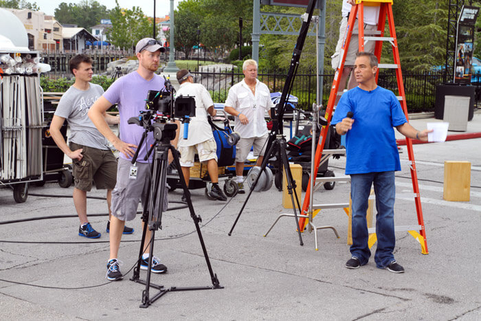 tv commercials video production orlando lasting blueprint - Cinematographers