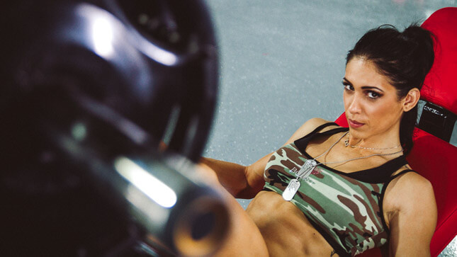 vflex fitness bella falconi workout videos orlando video production company lasting blueprint 01 - VFlex Fitness Workout Videos